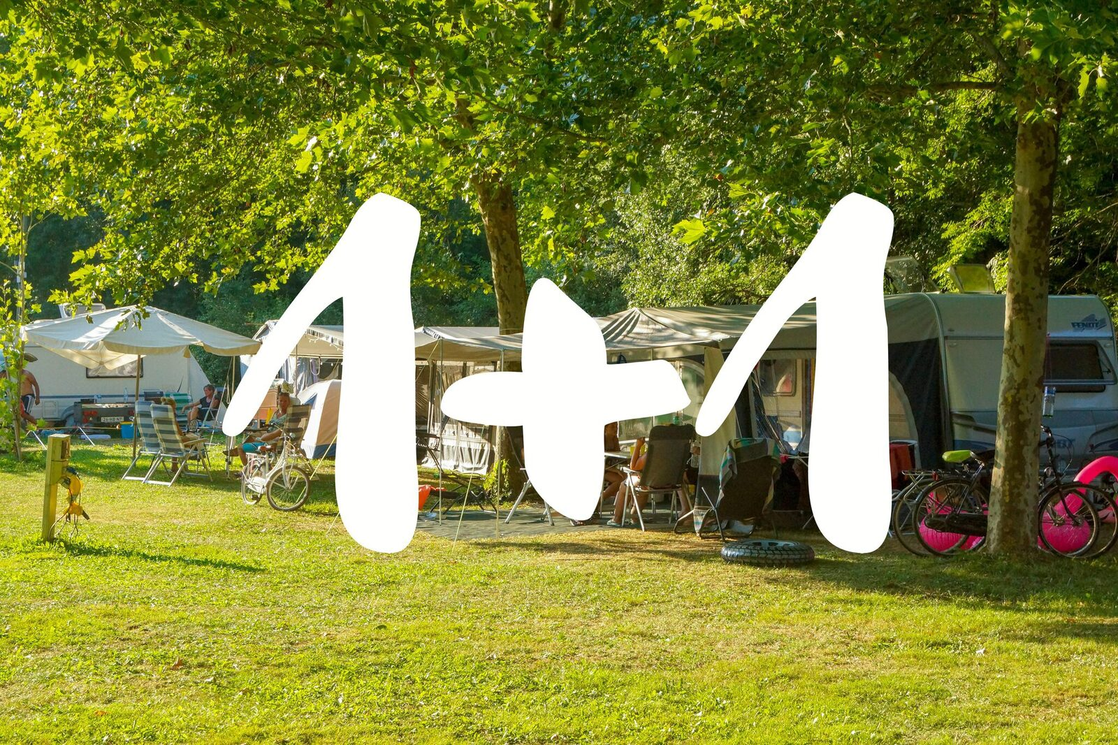 La Draille: 1+1 weeks camping