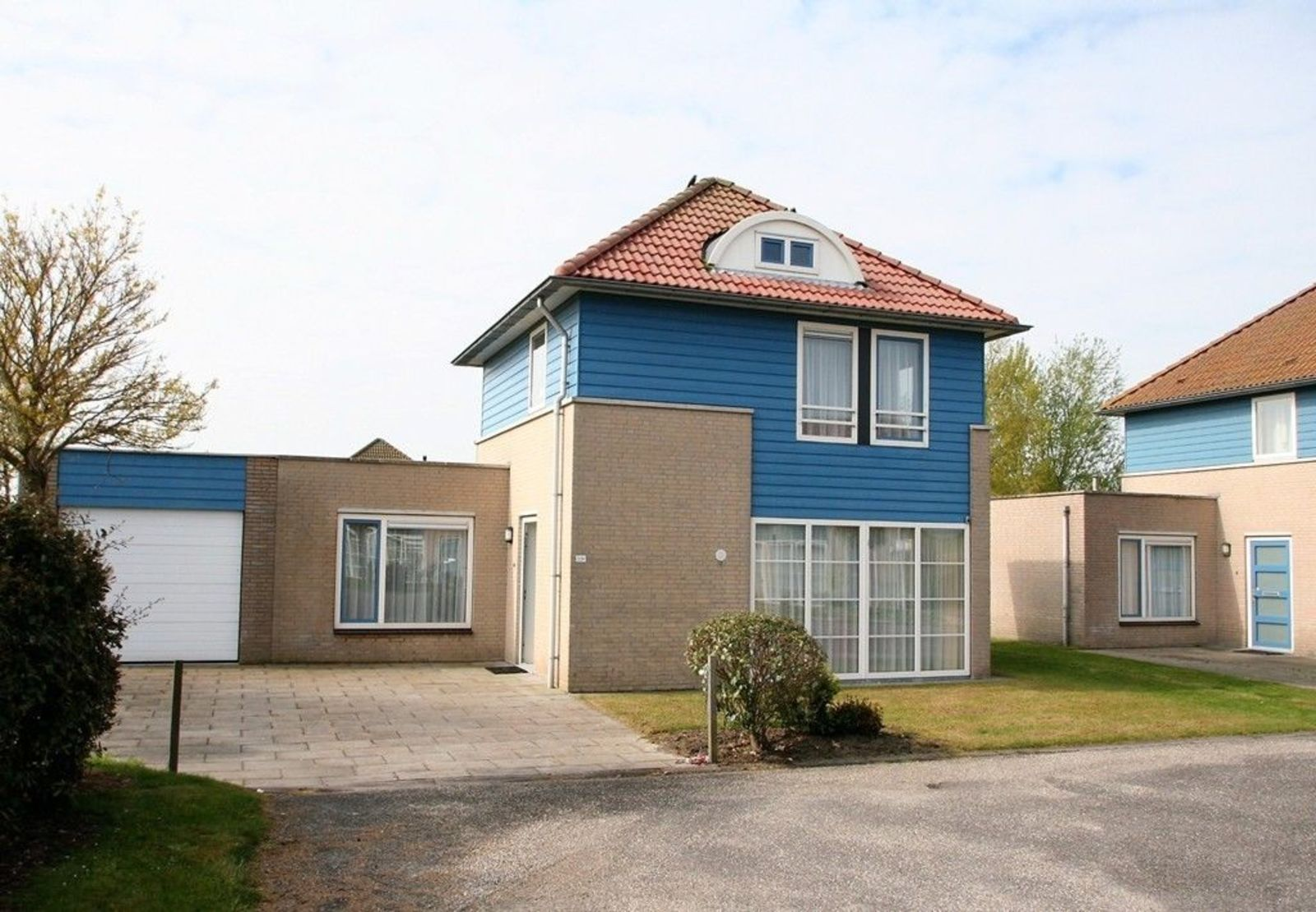 Maxime 209 - Kustpark Village Scaldia