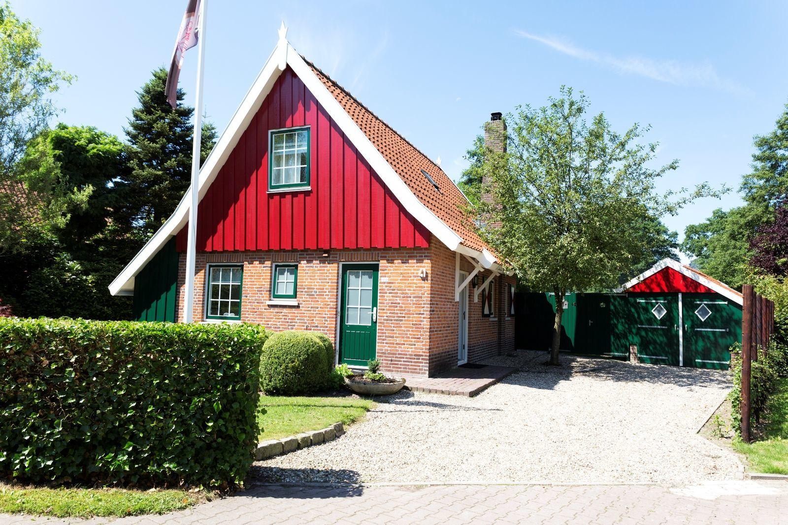 Onthaasten in de Achterhoek - wellness vakantiehuis de Appelbloesem