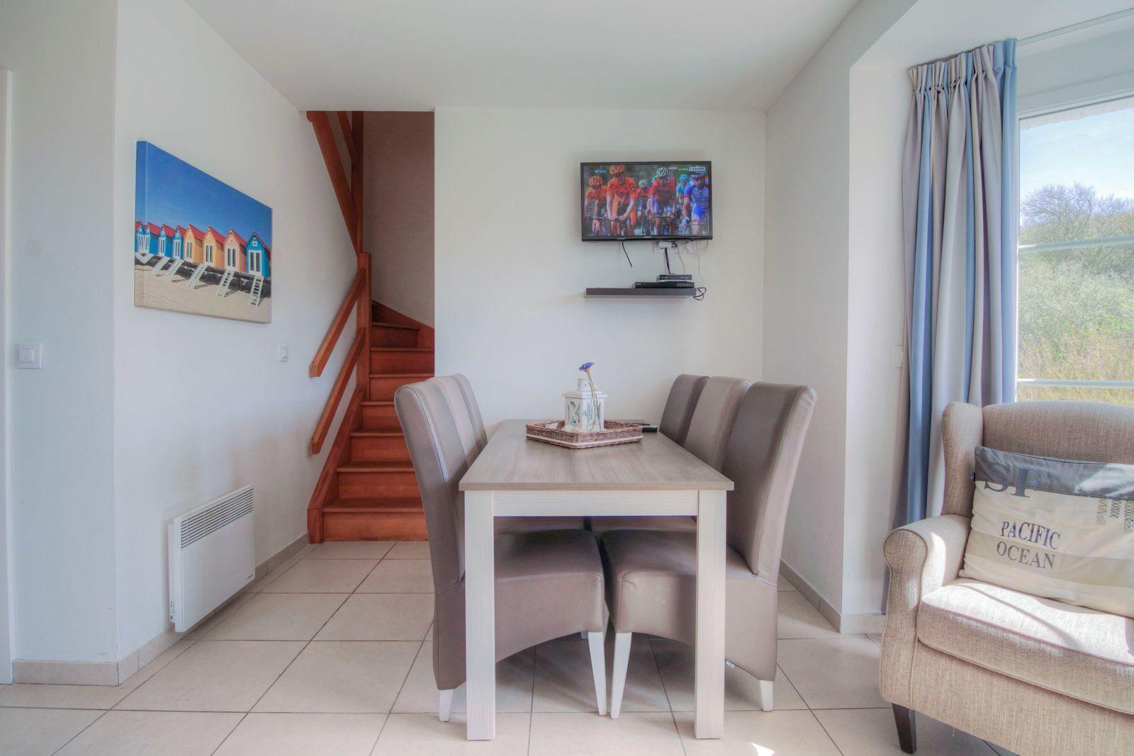 Villa pour 6 personnes avec vue latérale sur la mer