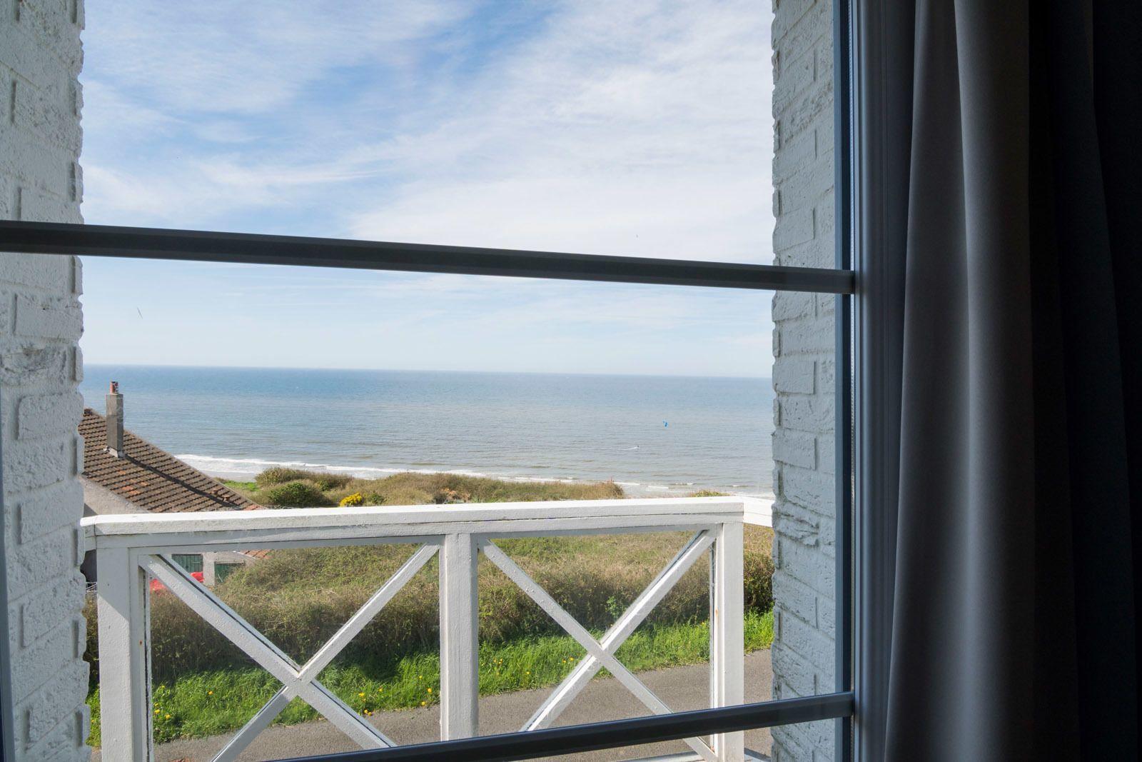 Villa pour 6 personnes avec vue directe sur mer