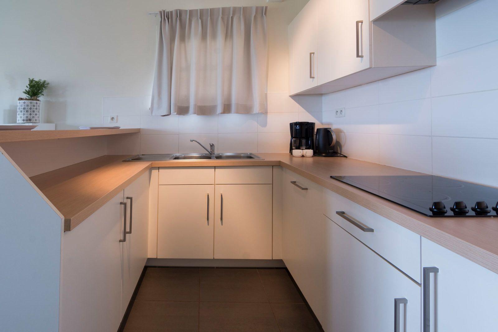 Villa voor 6 tot 8 personen met frontaal zeezicht