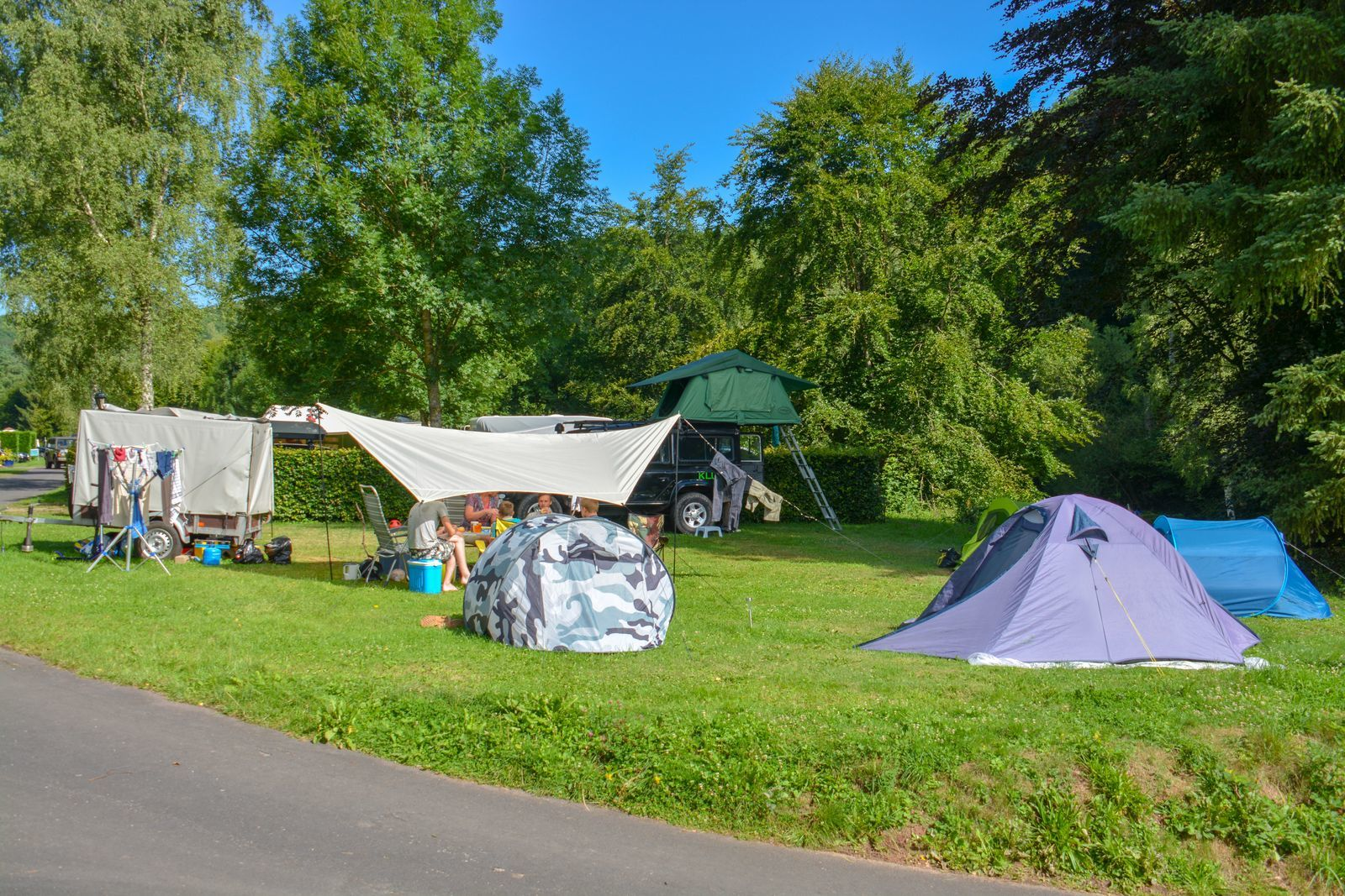 Campingplatz XL