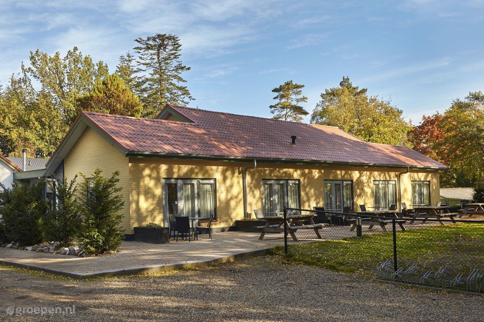 Group accommodation Beekbergen