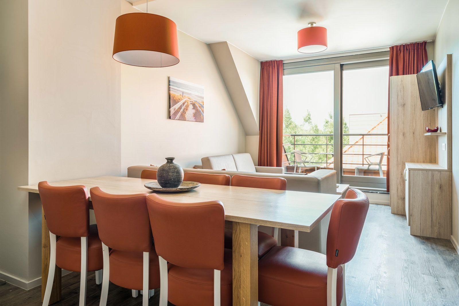 Comfort Suite - 7p | Chambres à coucher - Coin couchage - Canapé-lit
