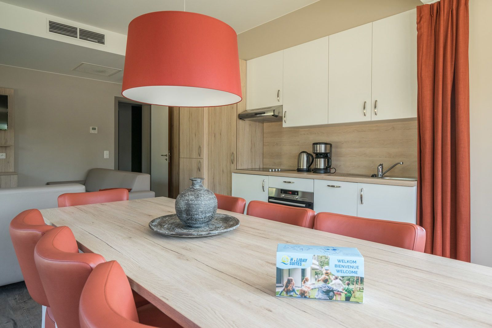 Deluxe Holiday Suite pour 7 personnes