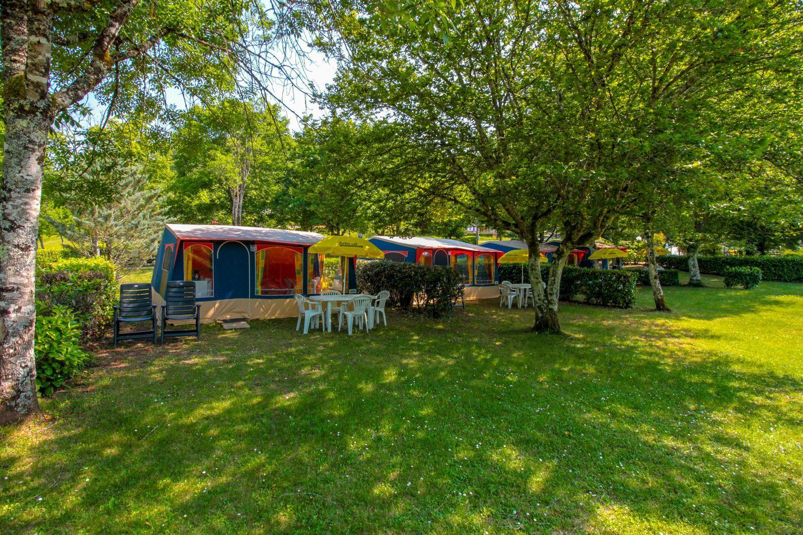 Bungalow tent Bergerac