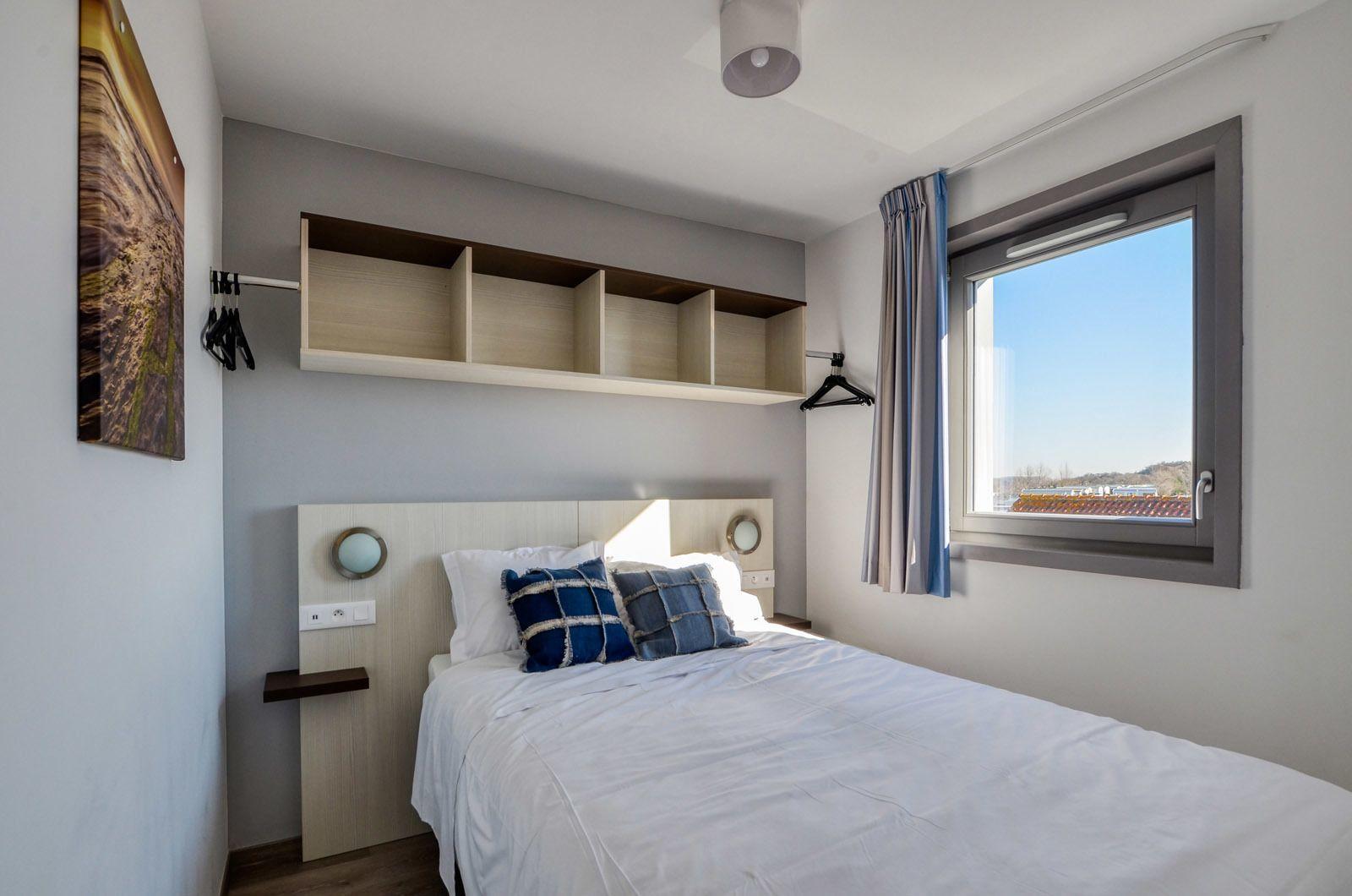 Appartement pour 4 personnes avec terrasse