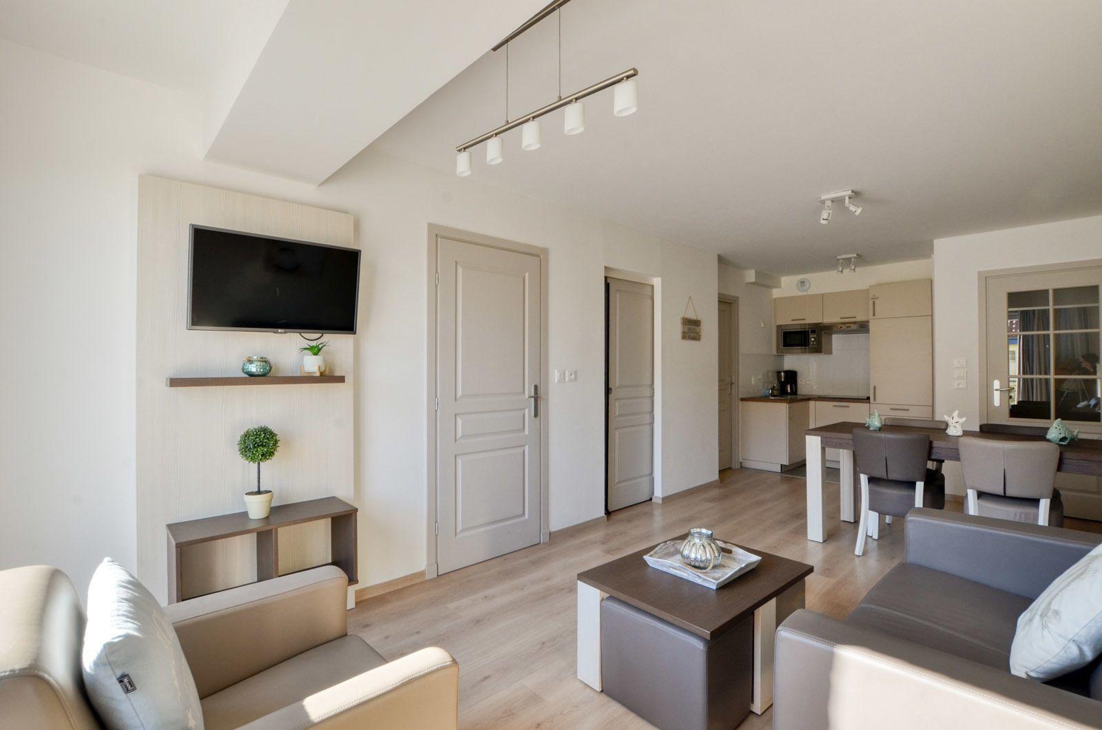 Appartement pour 4 personnes