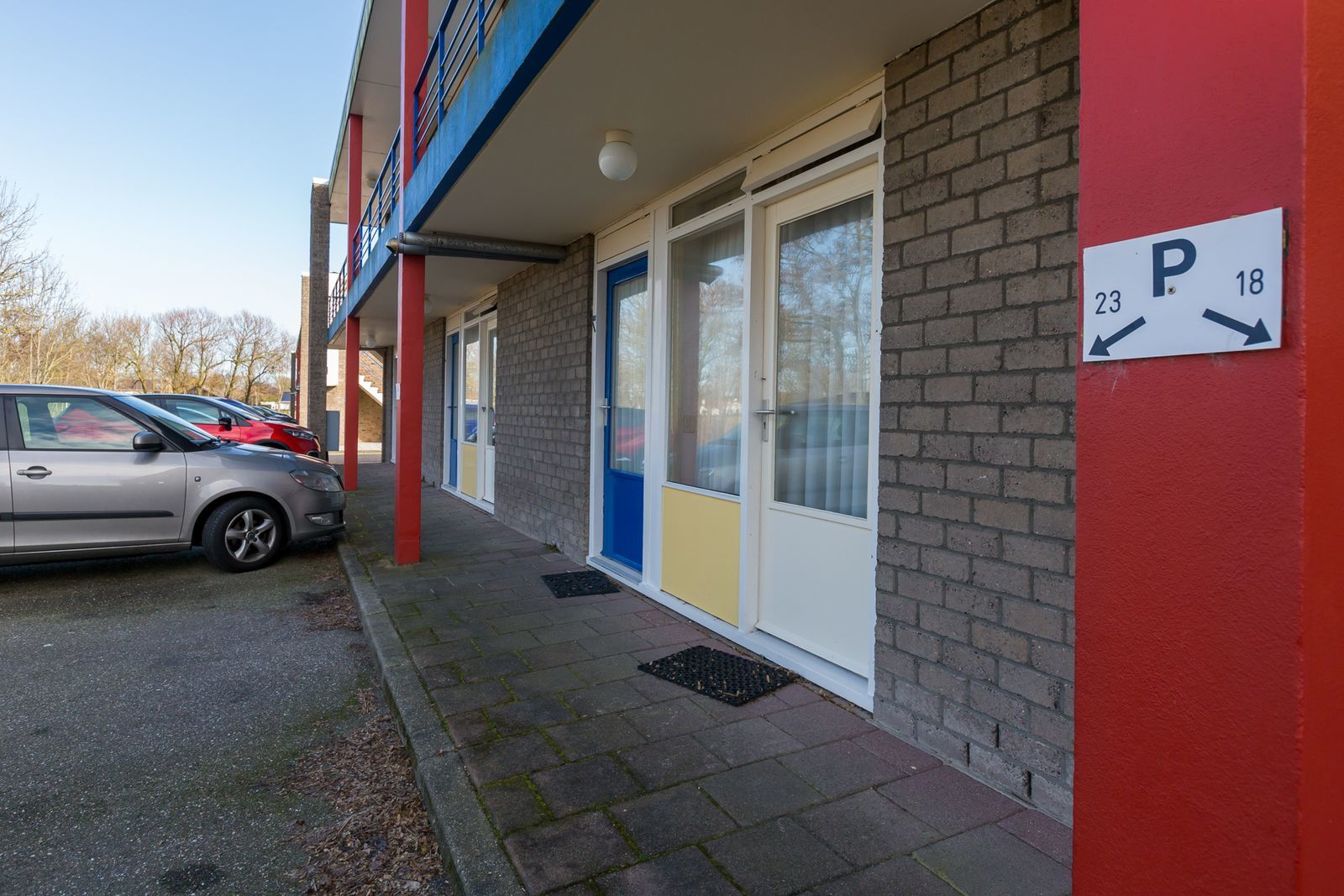 Appartement - Burg. van Woelderenlaan 100-23 | Vlissingen