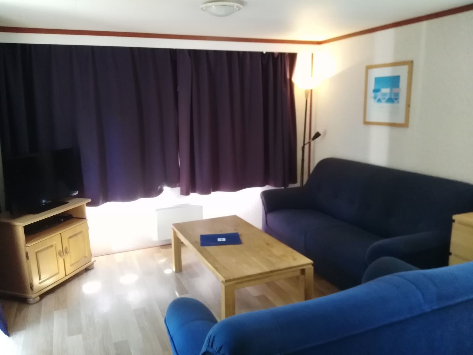 Luxury Chalet Caravan 5 people