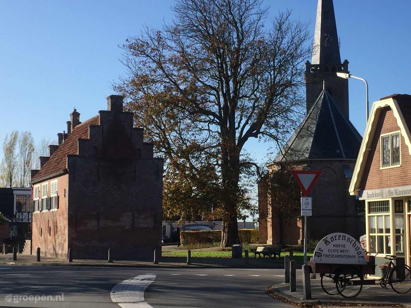 Group accommodation Spanbroek