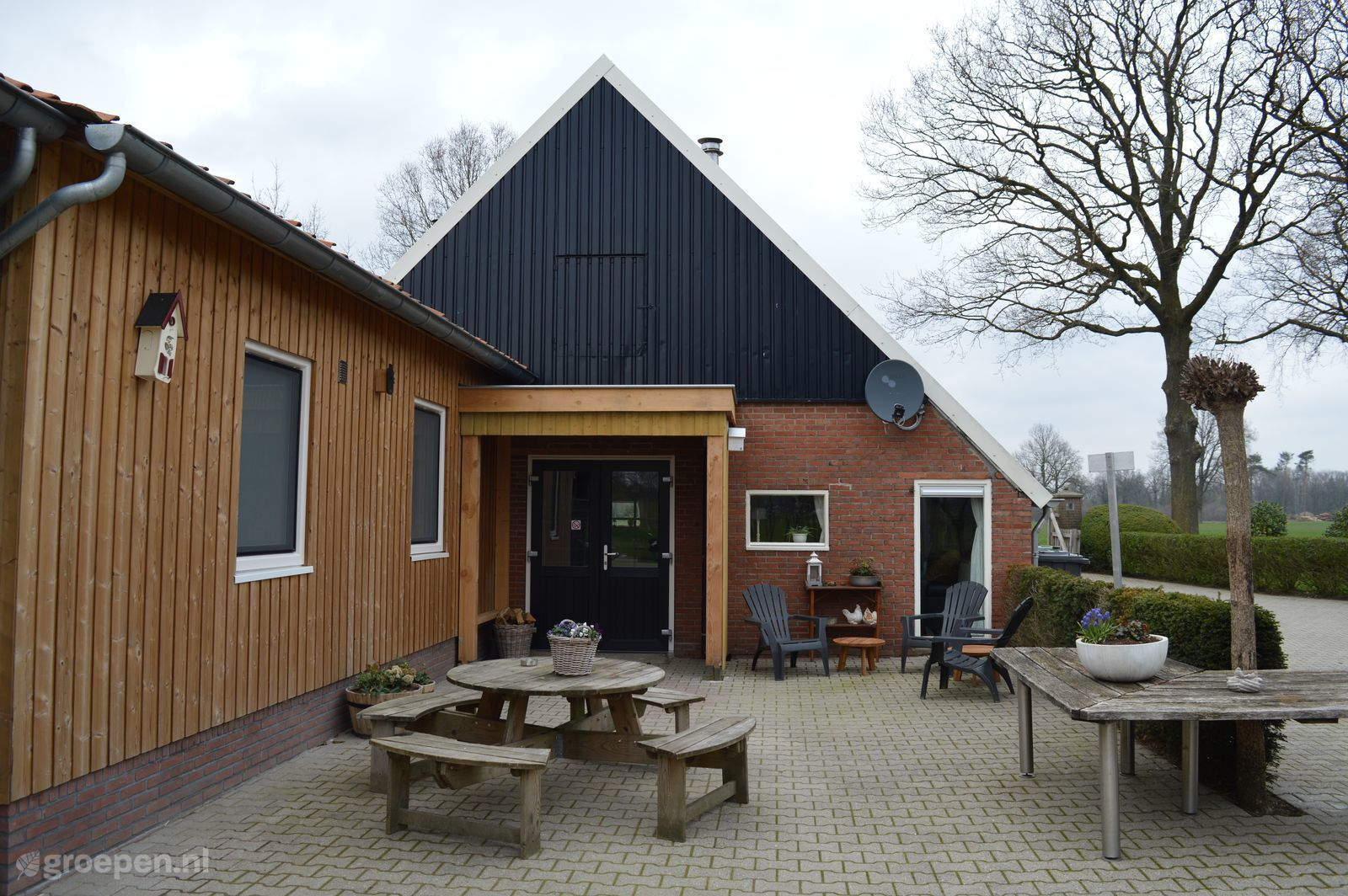 Group accommodation Rekken