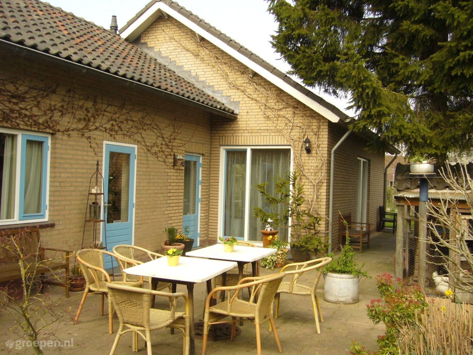 Group accommodation St. geertruid
