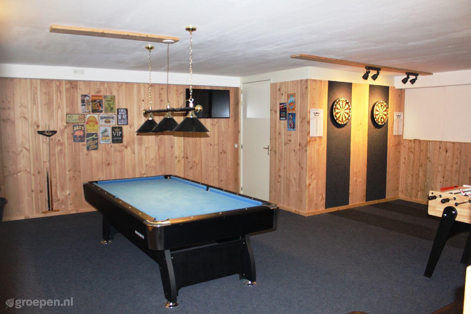 Group accommodation Berg en Dal