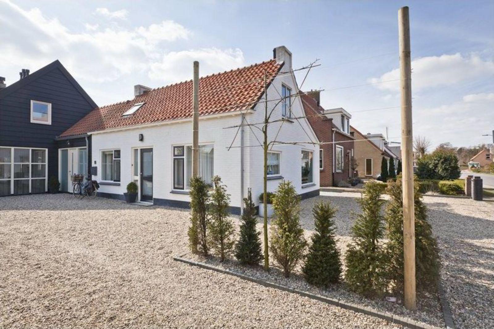 Dorpsweg 9 - Ouddorp - Vakantiehuis midden in Ouddorp