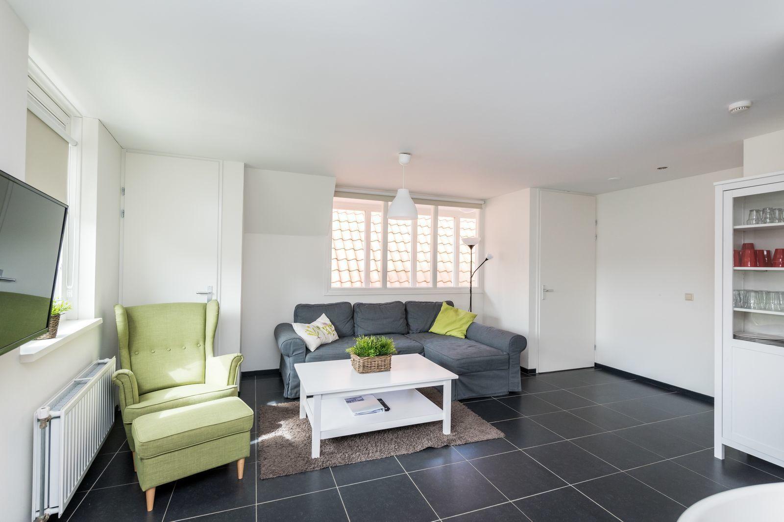 Weststraat 20 - Ouddorp - Appartement Kompas