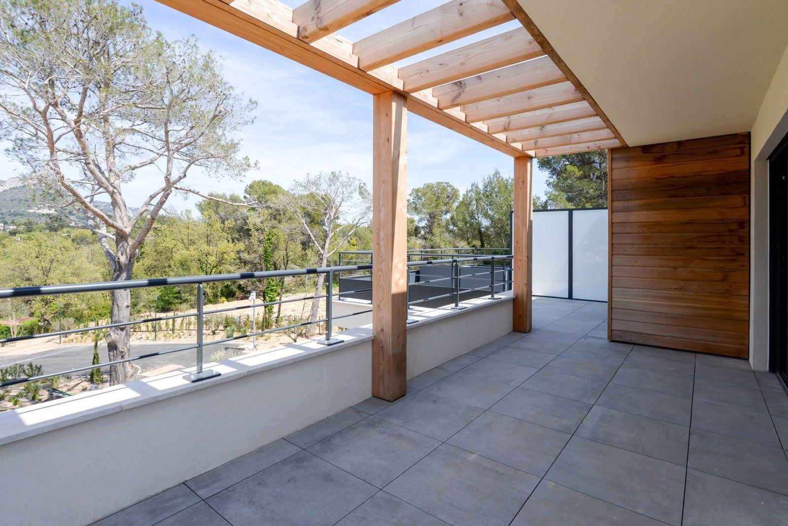 Penthouse pour 6 personnes avec 3 chambres et terrasse spacieuse