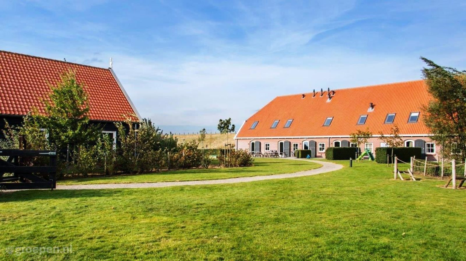 Group accommodation Wemeldinge