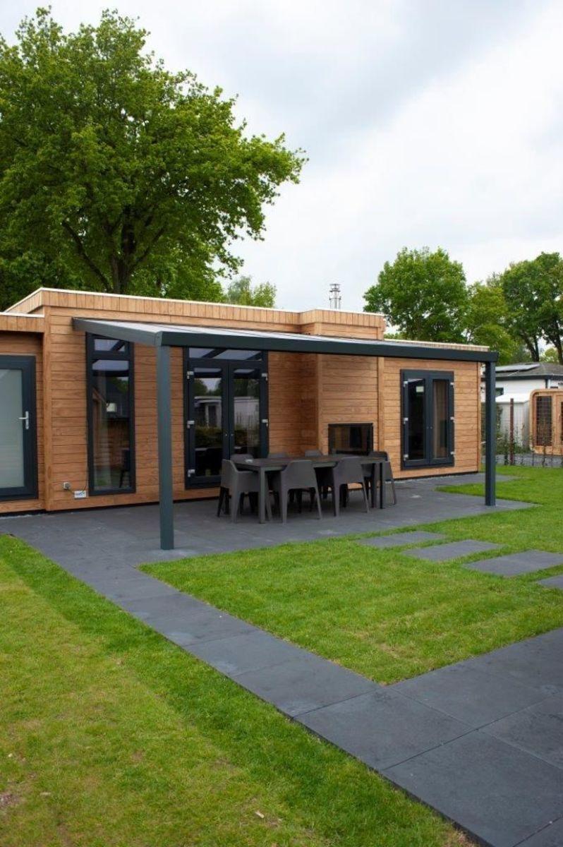 Veluwe-Villa mit Sauna für 6 + 6 Personen