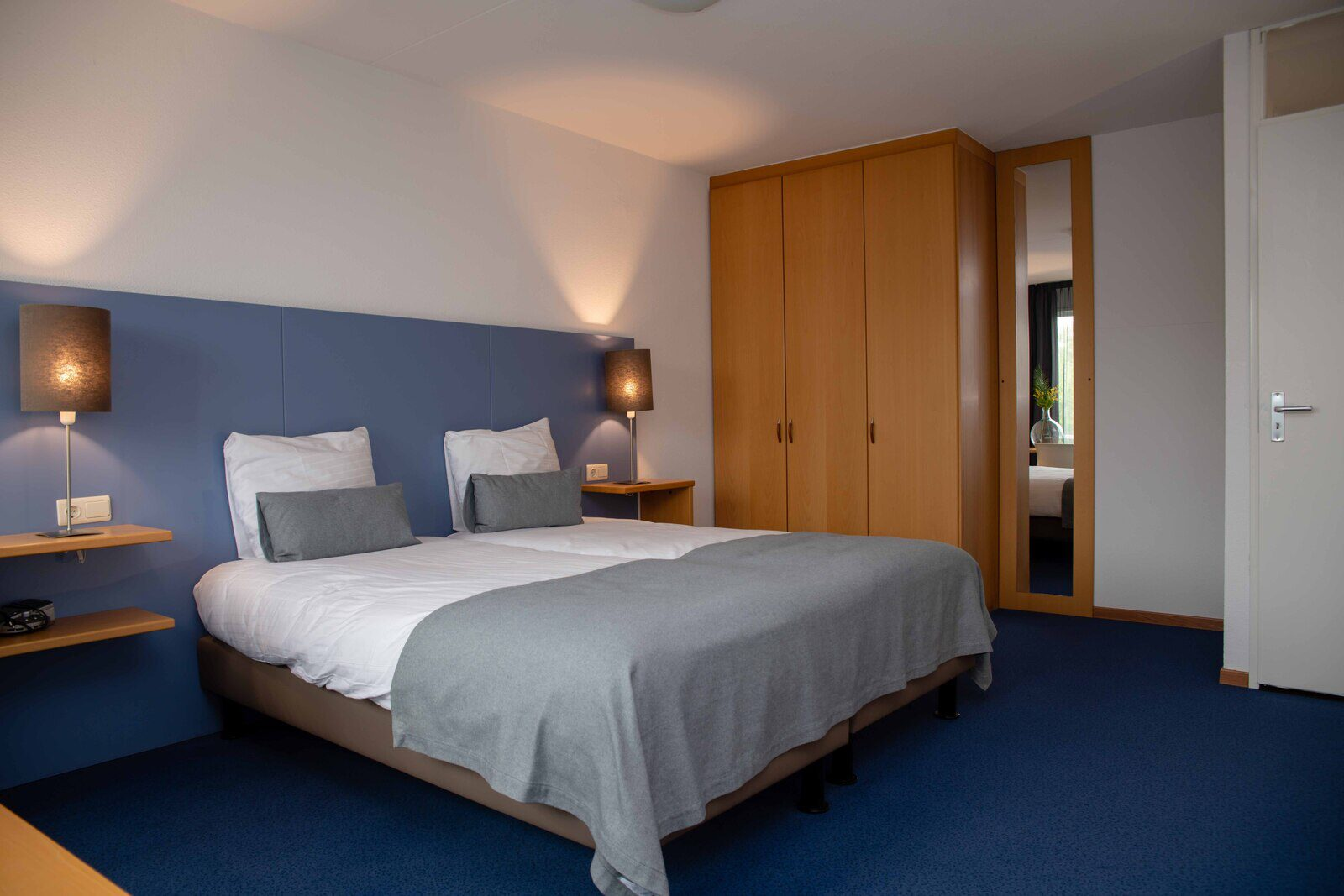 2-kamer appartement met zeezicht