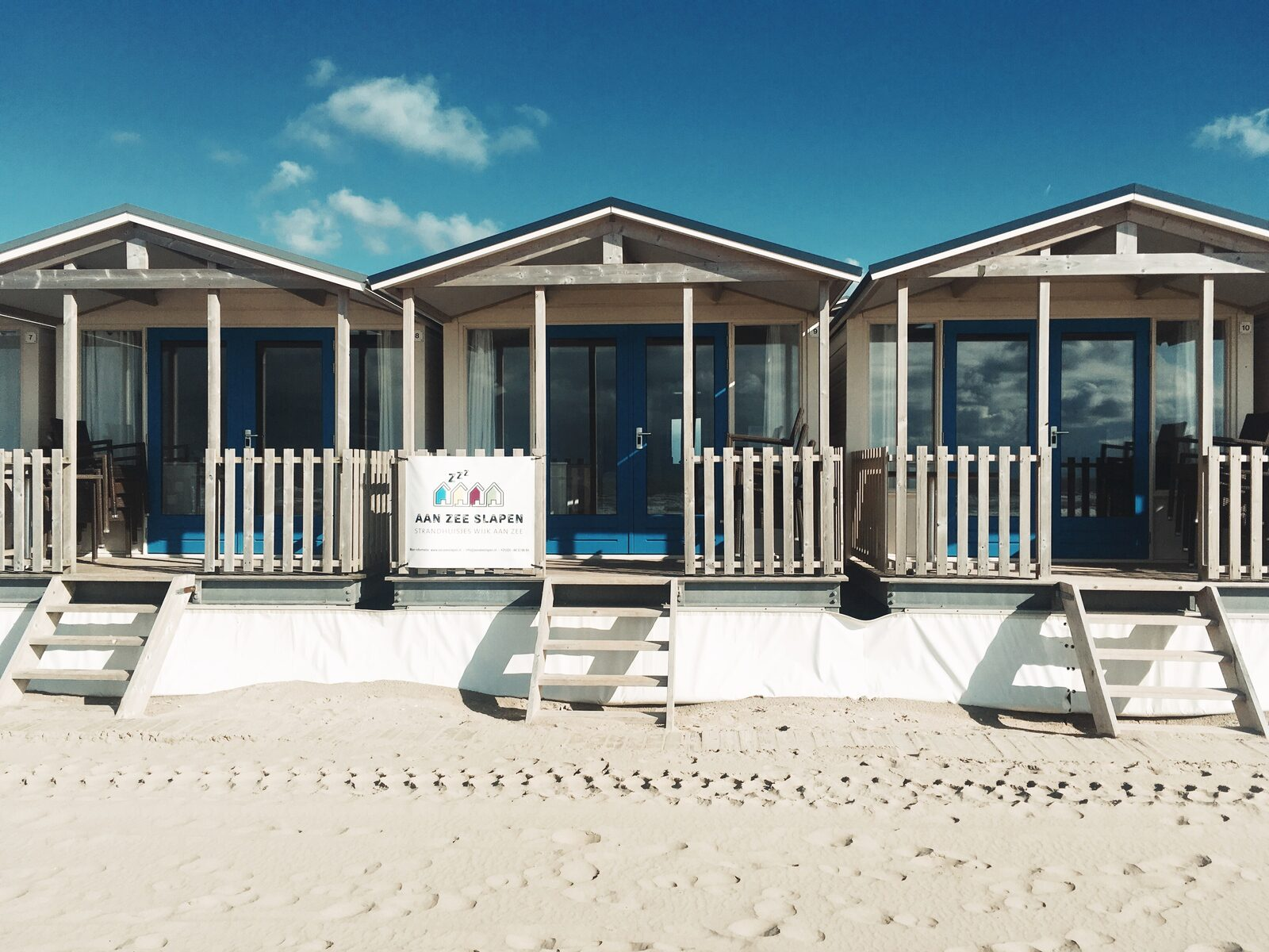 Beach house seaside 4p (with double bed)