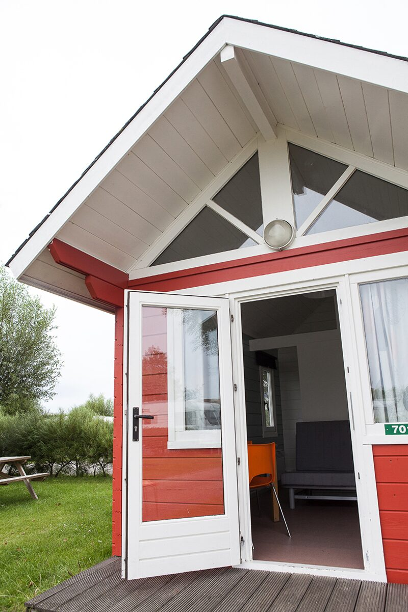 Camping cabin 4 persons