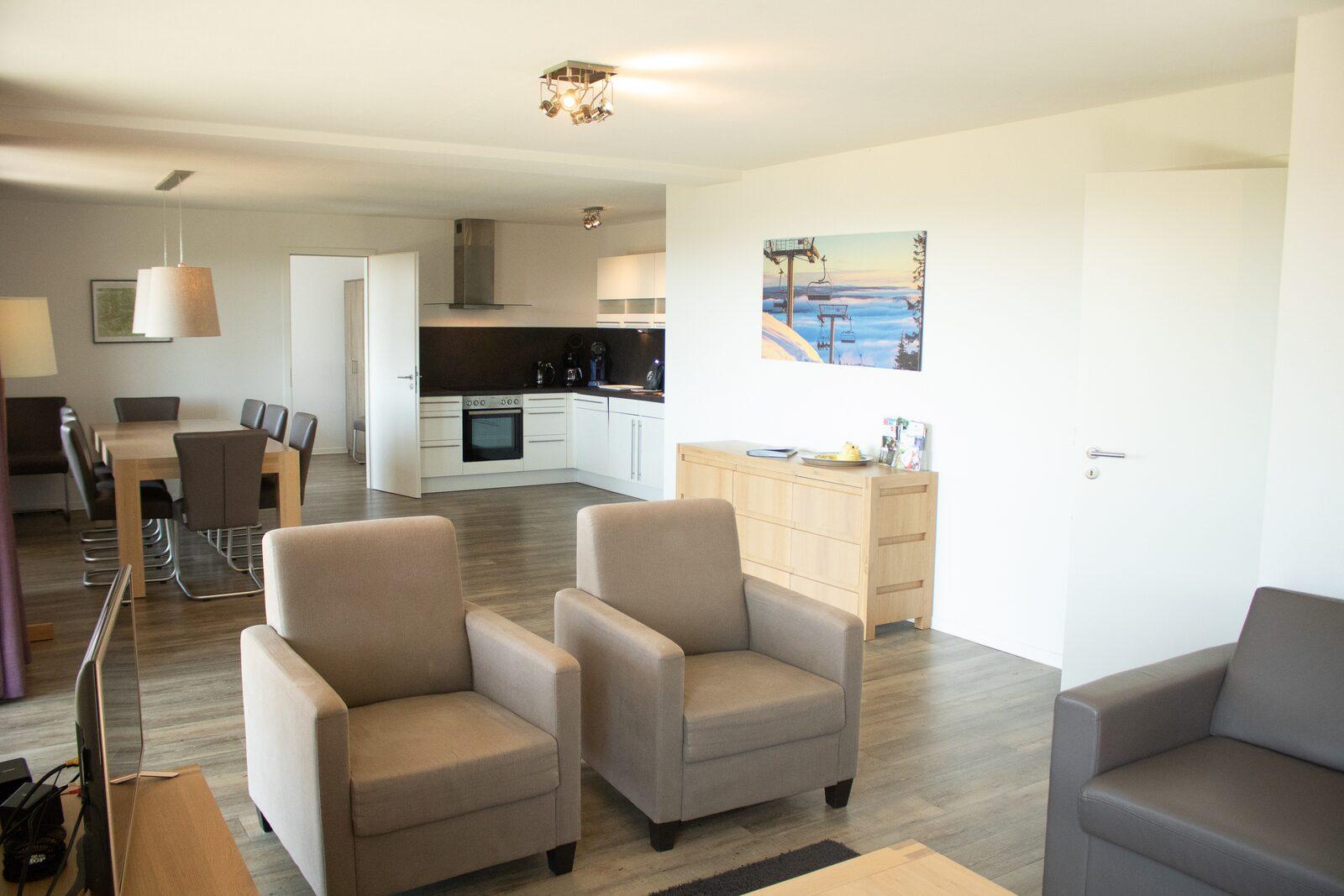 Appartement Resort Winterberg - Neuastenbergerstrasse 39-41  | Neuastenberg