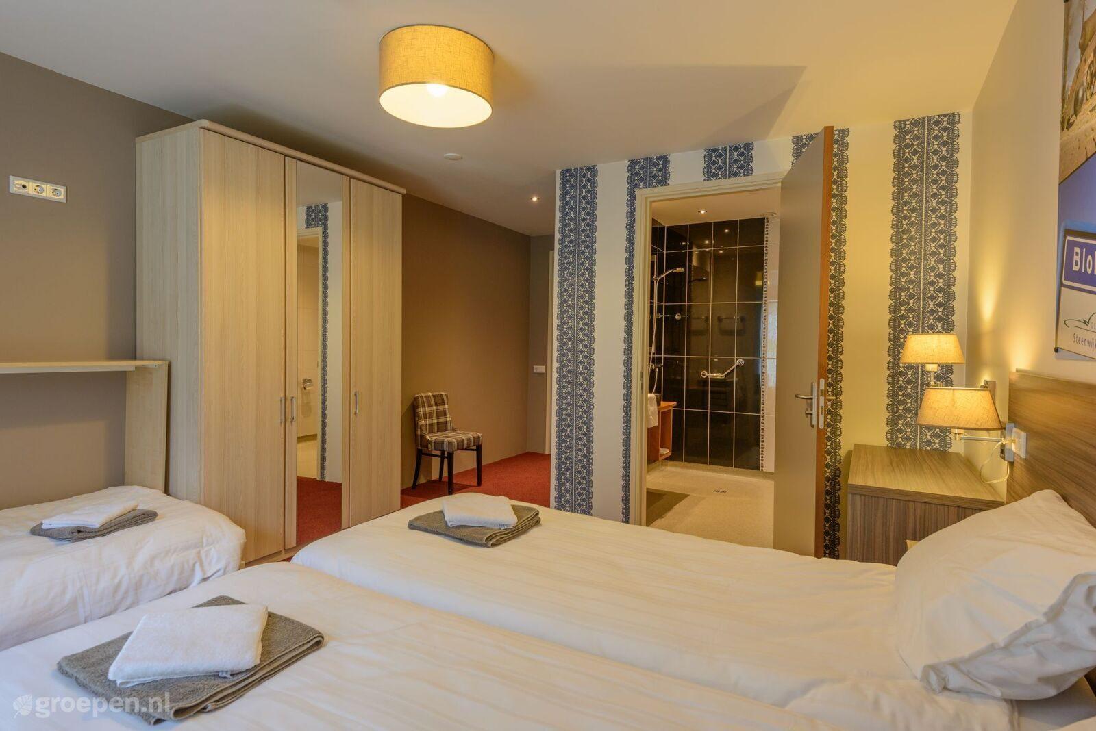 Group accommodation Blokzijl