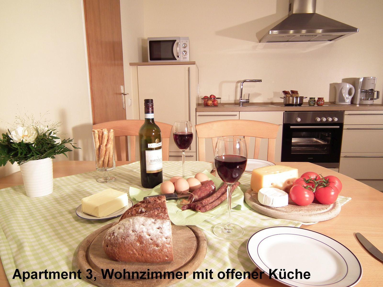 Appartement - Haus Merian 3 | Winterberg