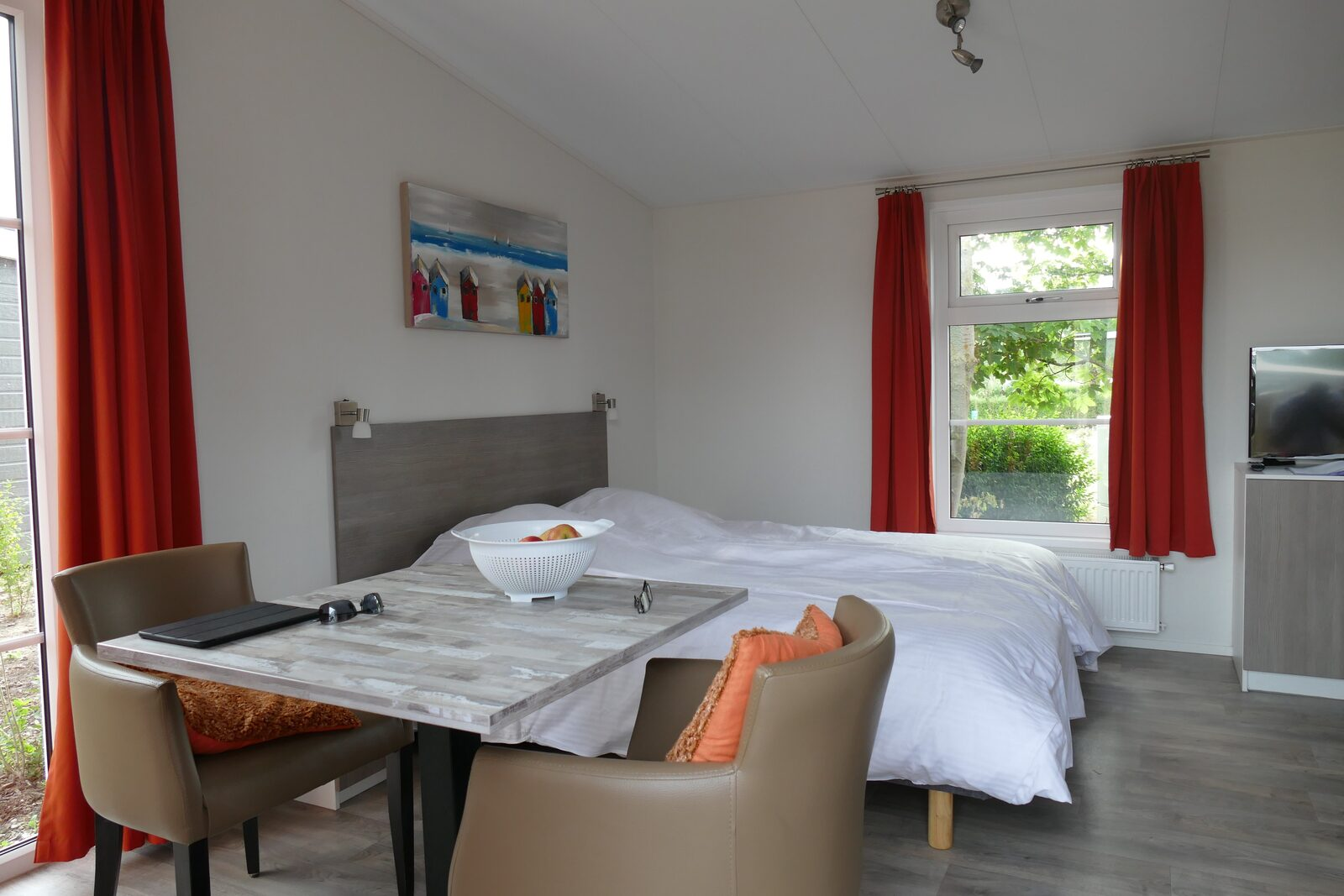 Lodge confort | 2 personnes (27 m²)