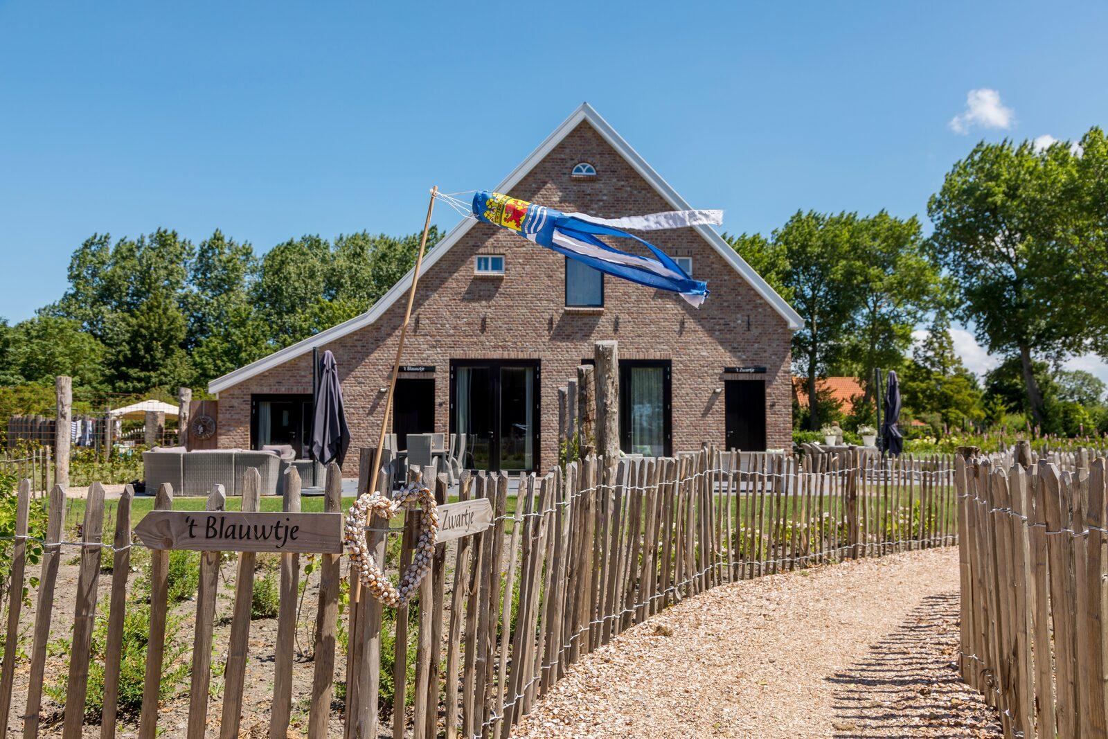 "Holidayhouse - Lepelstraat 18A | Vrouwenpolder ""'t Blauwtje"""