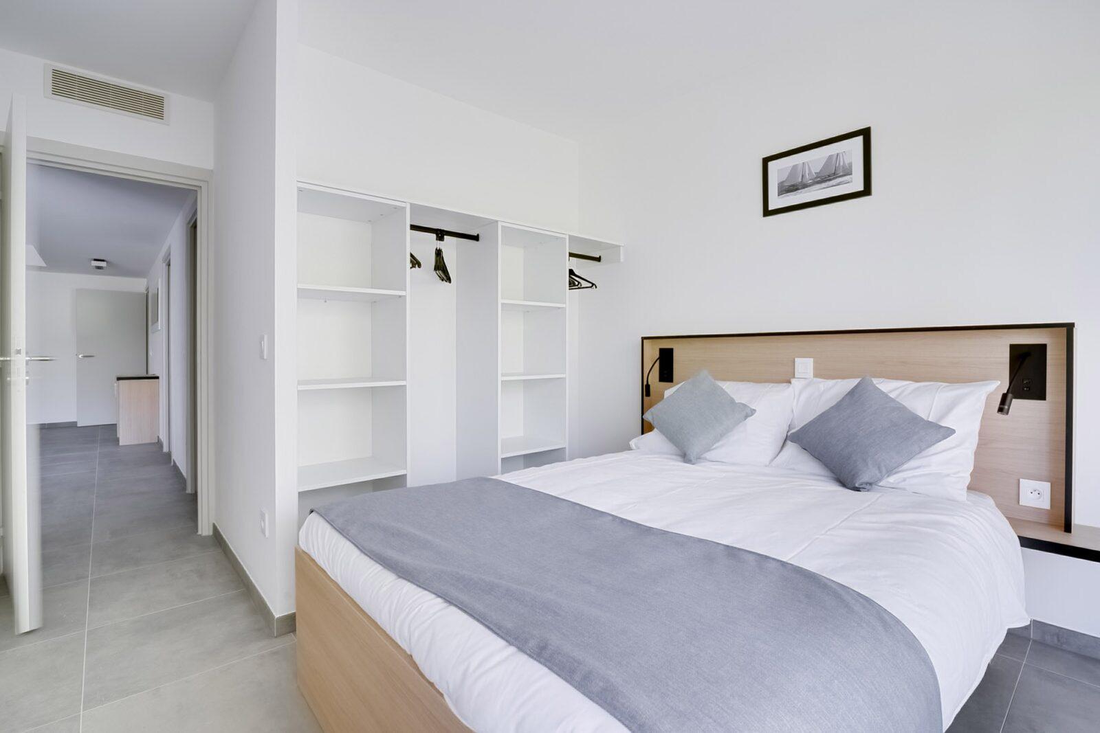 Appartement deluxe pour 8 personnes avec 3 chambres
