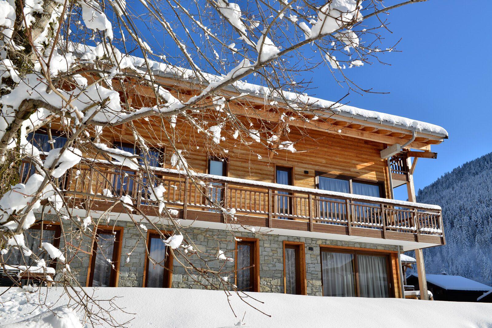 Luxe 5 kamer appartement met Sauna   10 Pers.