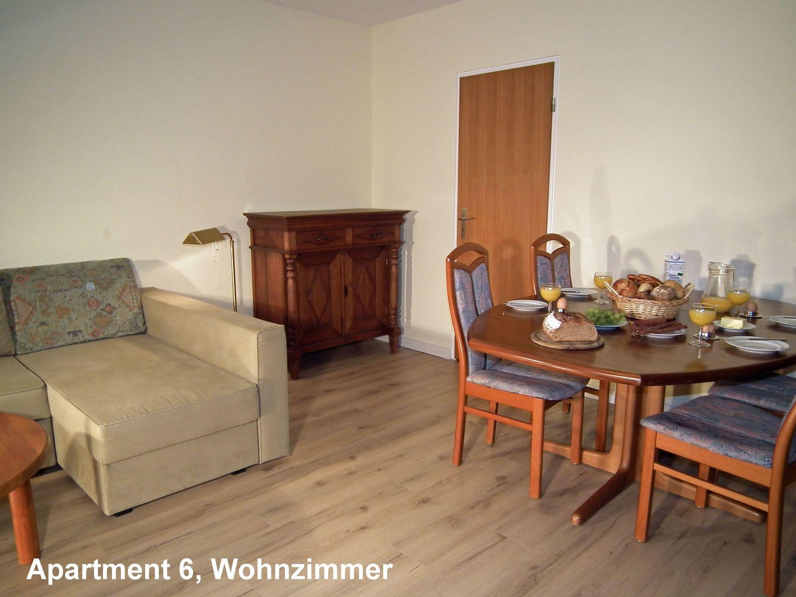 Ferienwohnung  - Haus Merian 6   Winterberg