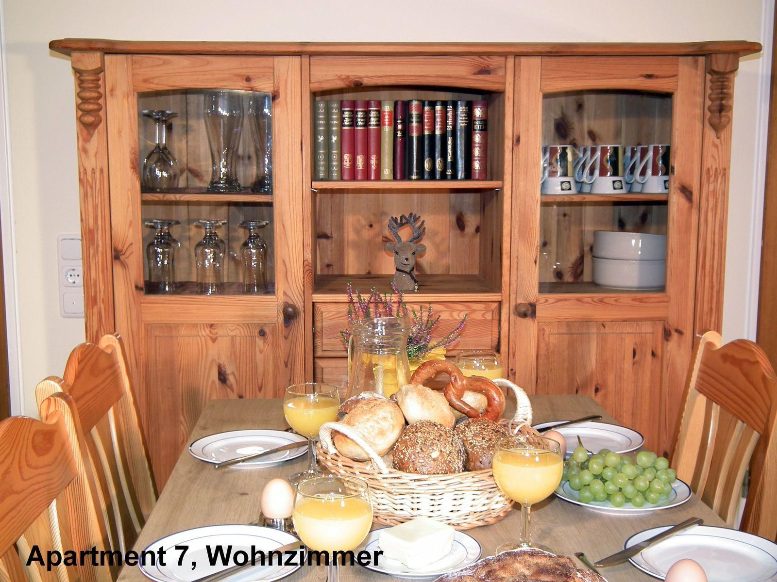 Appartement - Haus Merian 7 | Winterberg