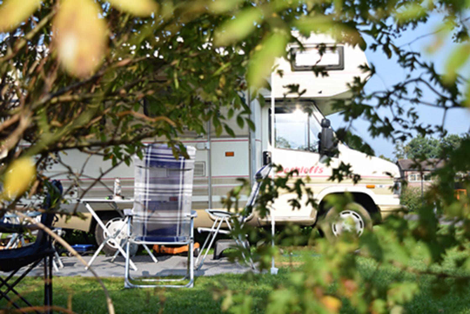 Camperplaatsen