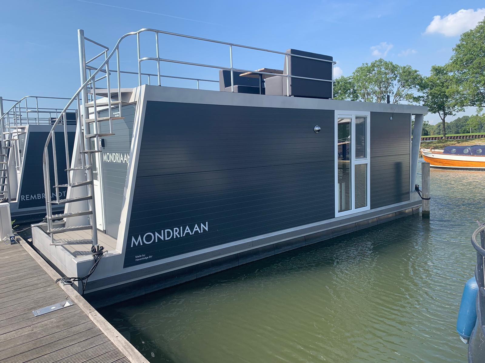 Hafenlodge für 4 Personen in Amsterdam