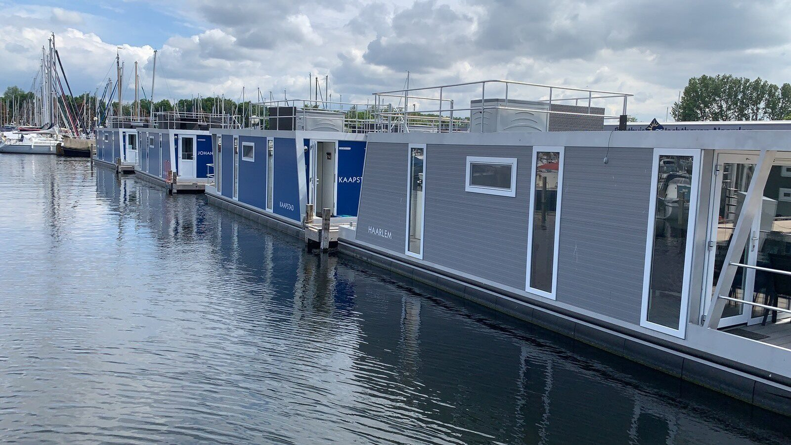 Havenlodge 6 Personen Naarden