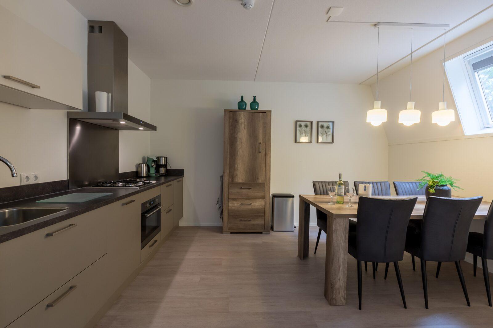 "Appartement - Kaapduinseweg 13 | Dishoek ""13M Luxe 6 personen"""