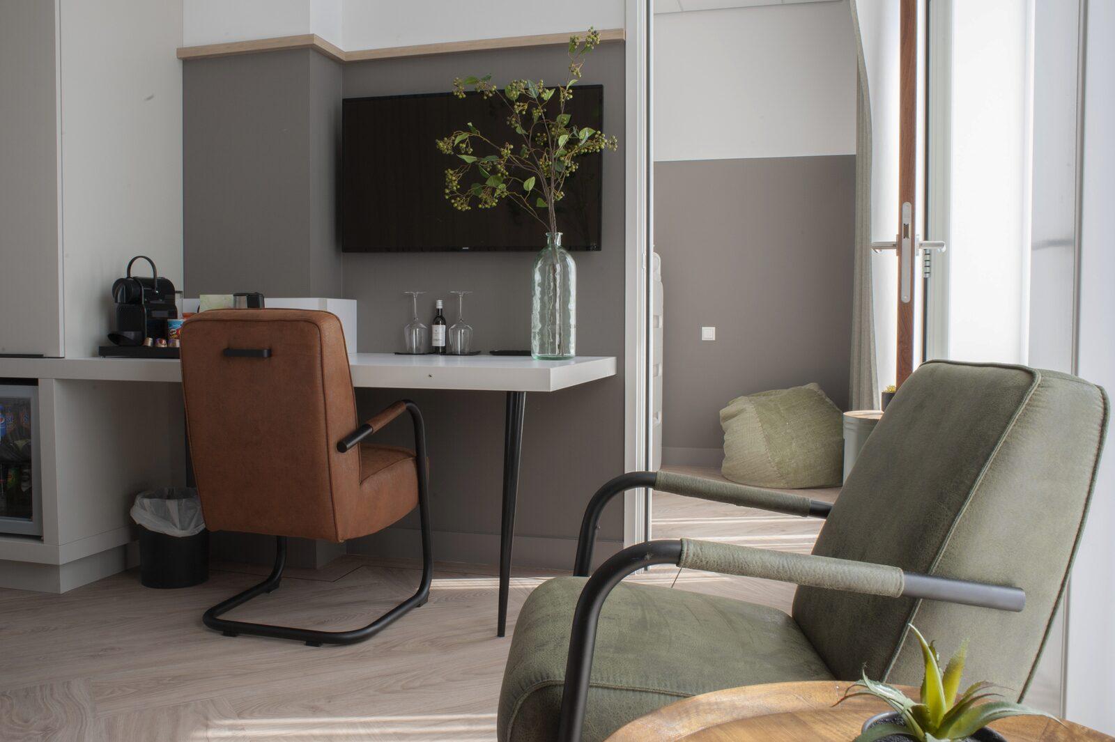 4-persoons Luxe Familiekamer