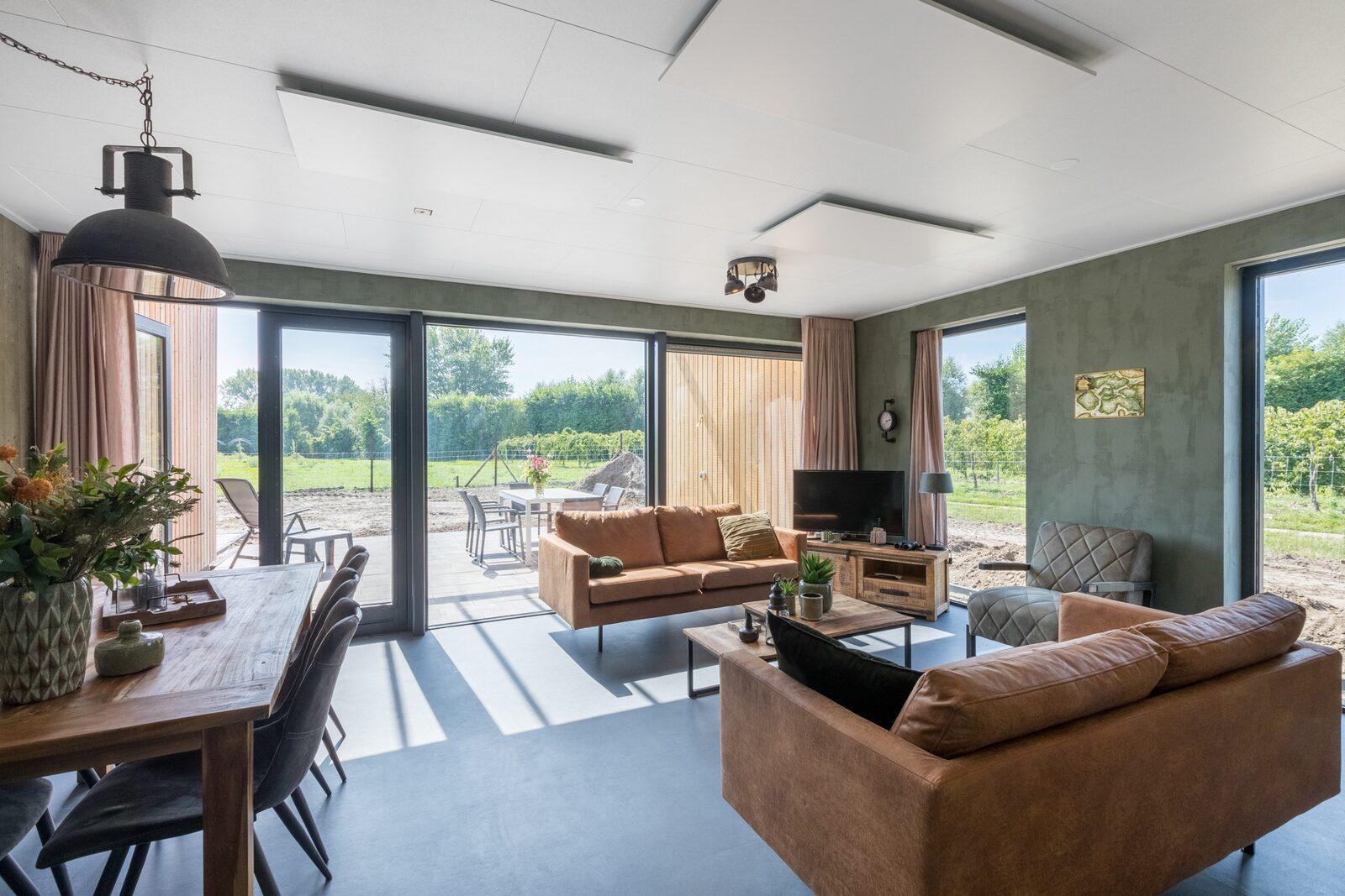 Vakantiehuis - Vroondijk 2 | Vrouwenpolder 'Duinappel en Zonnebes'