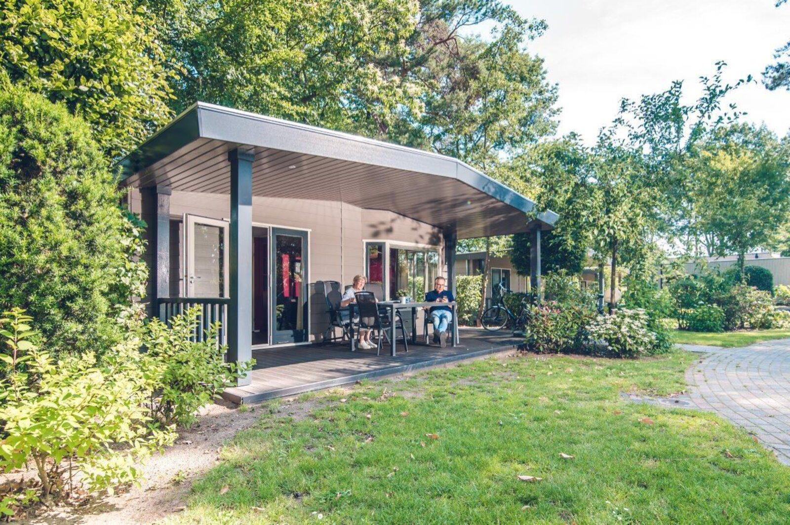 Veranda bungalowchalet | 4 pers.