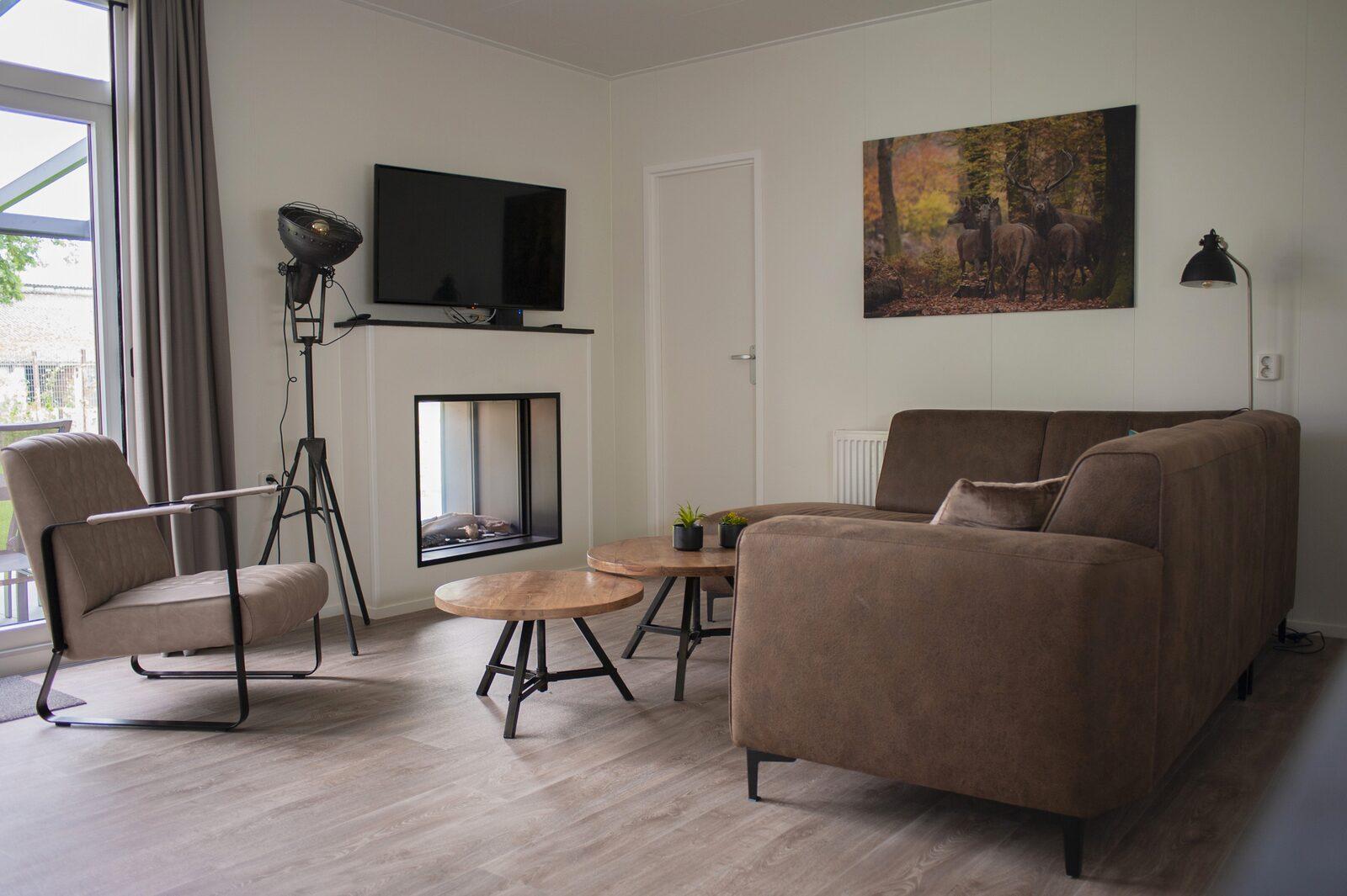 Veluwe-Villa für 6+6 Personen