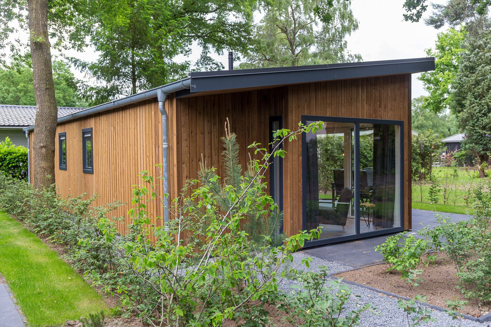 Wood Lodge Eco 4 personen