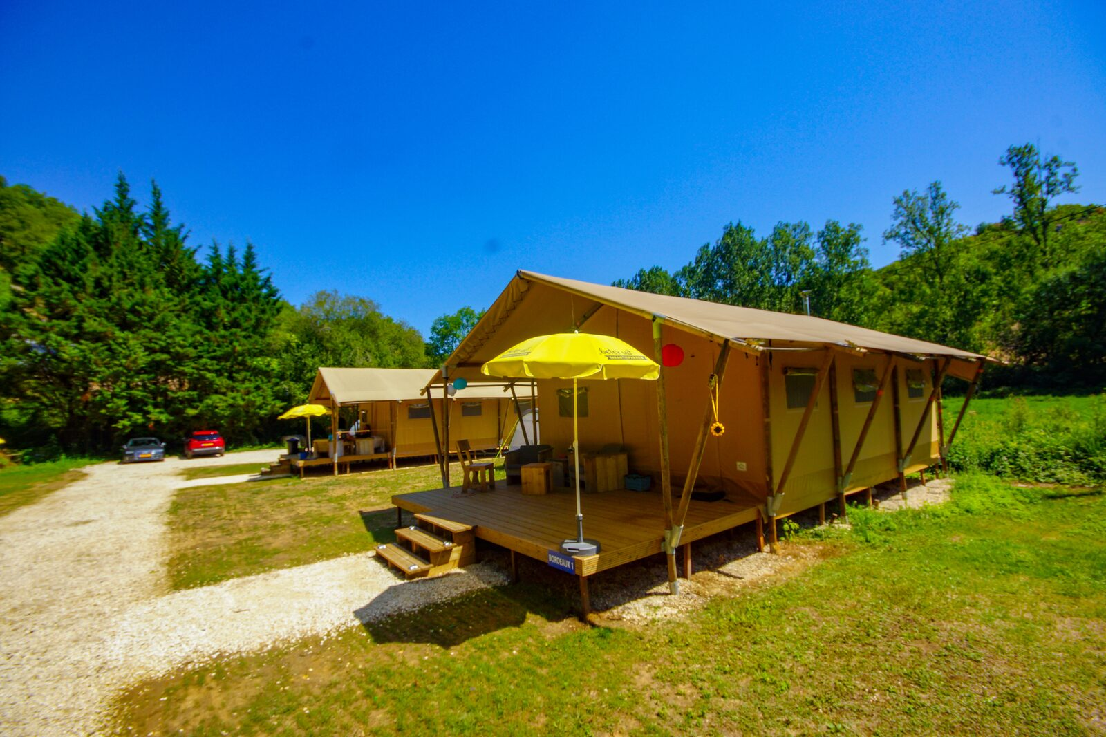 Lodgetent Bordeaux