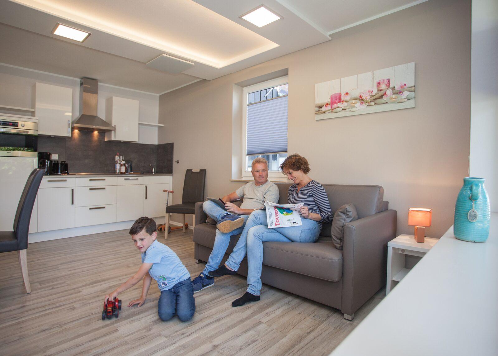 Appartement - Comfort 4 Personen (z) Huisdieren toegestaan