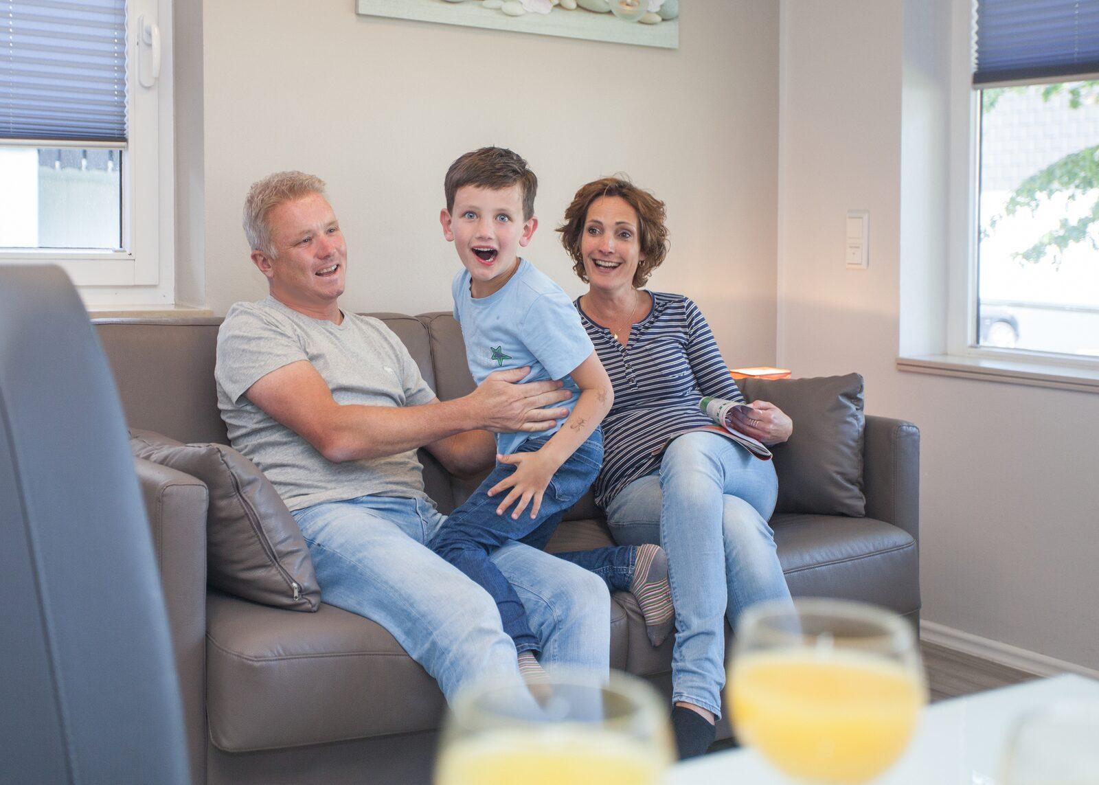 Ferienwohnung - Komfort 4 Personen(z)