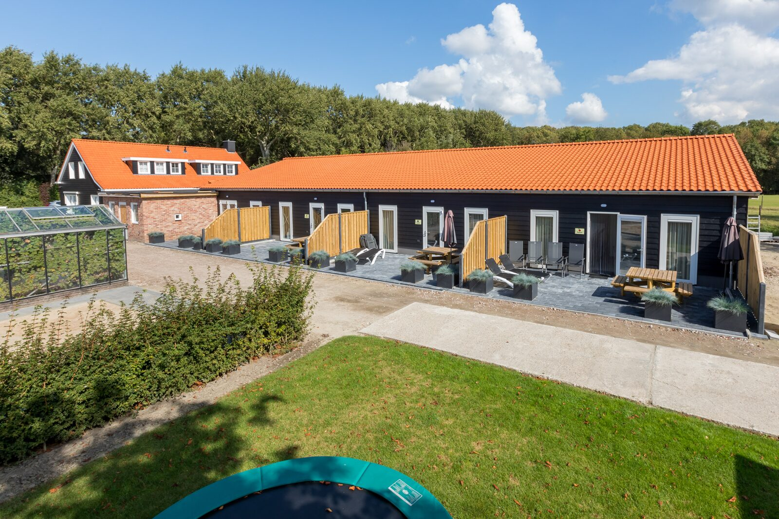 "Ferienhaus - Aagtekerkseweg 1 | Oostkapelle ""Vijg, Druif, Perzik of Appel"""