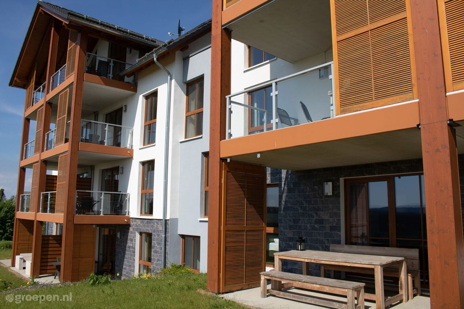 Group accommodation Neuastenberg